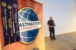 David Torija Toastmasters