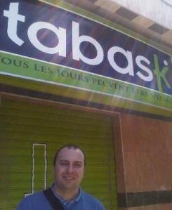 En nuestro almacén en Senegal a finales del año 2011