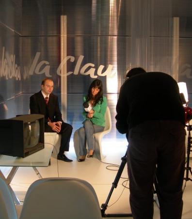 Entrevista en Urbe Desarrollo en noviembre de 2008
