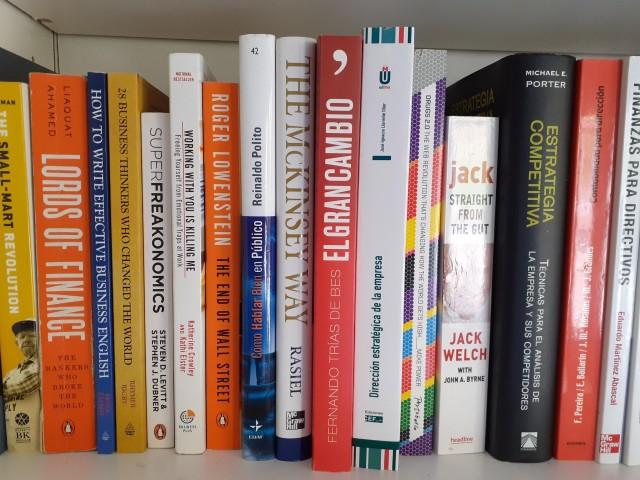 Fotografia del libro El Gran Cambio en mi biblioteca